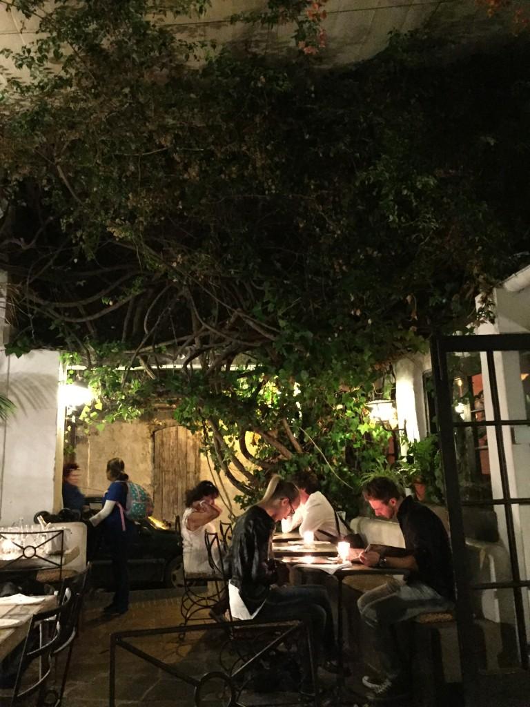 イビザ島レストラン