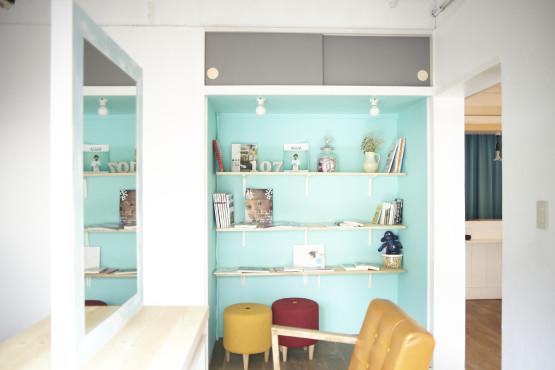 個室がある表参道の美容室