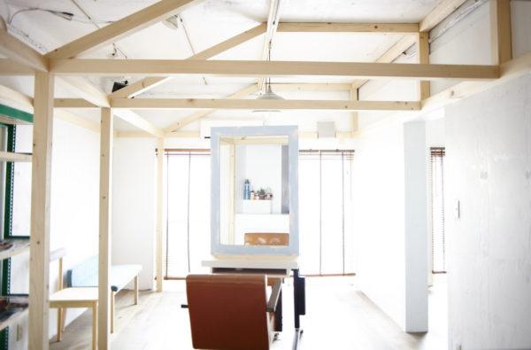 表参道のマンツーマン接客の美容室