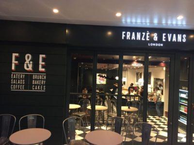 1月22日/FRANZE&EVANSが表参道にオープン。