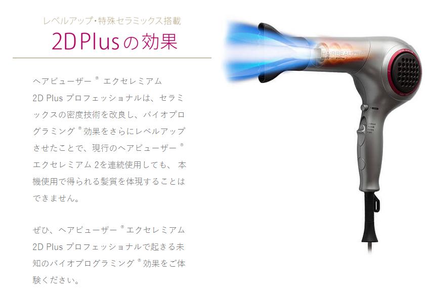 文句なしにヘアビューザー2D Plusをおすすめしたい訳